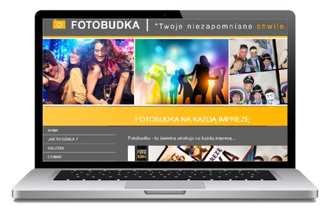 fotobudka - strona www