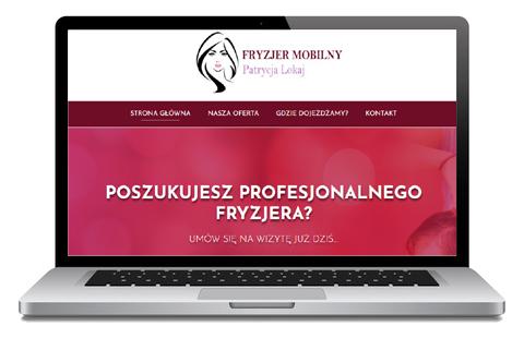 fryzjer mobilny - serwis internetowy