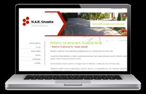 gruszkabruk - Krapkowice - kostka brukowa - strona www