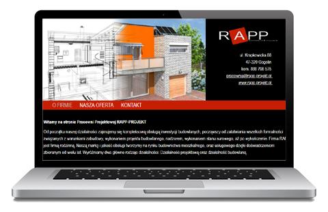 rapp_projekt - Gogolin - serwis WWW