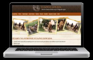 stajnia Zawada k.Opola - firmowa strona WWW