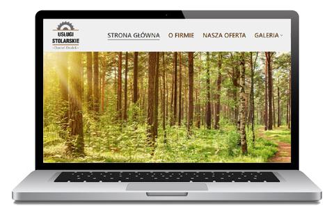 stolarz dudek - Kotórz Mały - strona WWW