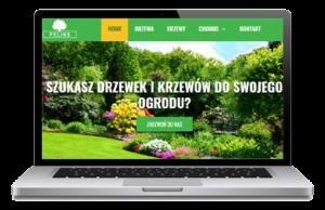 szkółka feliks - Pustków - strona internetowa