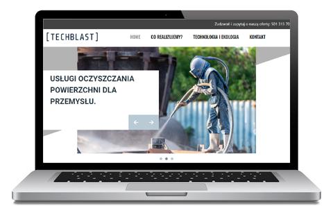 projekty wykonanych stron WWW Opole