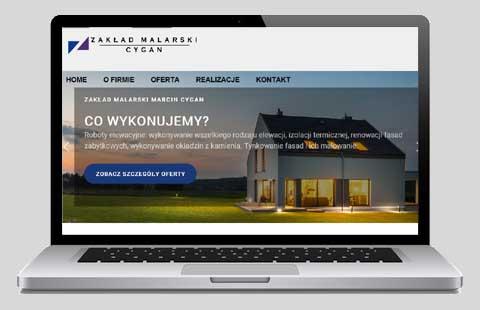 Przykład realizacji: strony WWW Opole