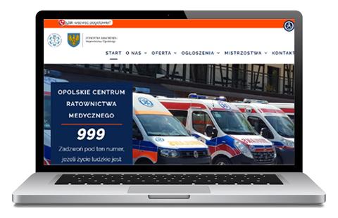 Strona WWW: pogotowie Opole